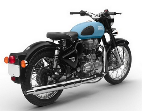 Harga Royal Enfield Classic 350 Redditch