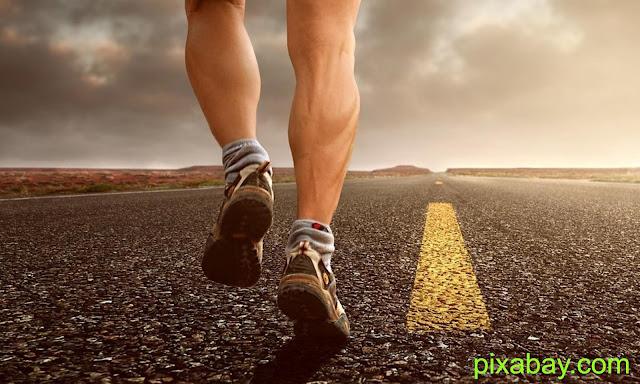 Peralatan lari (running)