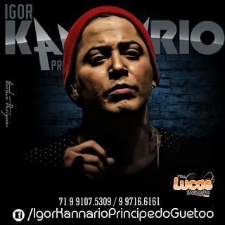 IGOR KANNÁRIO - AO VIVO EM SALVADOR - 2016