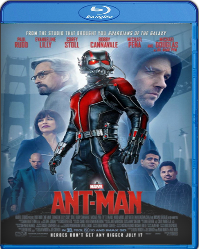 Ant-Man [2015] [BD25] [Latino] [Corregido]
