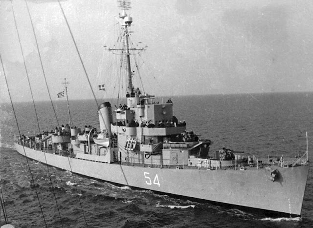 A bordo del infame USS Elridge ocurrieron estos terribles hechos
