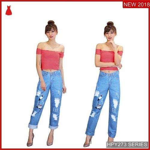 HPY273C66 Celana Jeans Anak Boyfriend Murah BMGShop