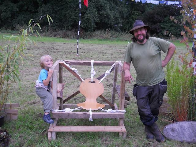 Meadow swing seat