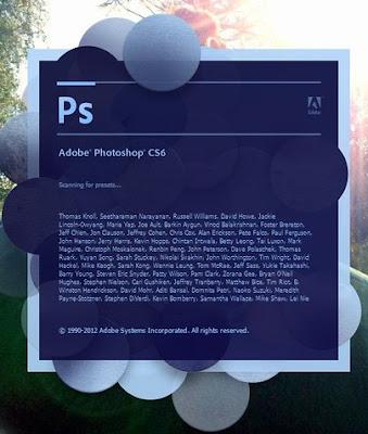 تحميل مفعلة مدى الحياة لPhotoshop CS6  بالنسخة النهائية