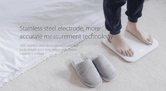 ميزان-Xiaomi-الذكي-لقياس-الوزن