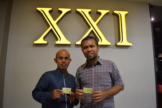 Penuh Inspirasi, PKS Ajak Warga Kota Medan Tonton Film Duka Sedalam Cinta