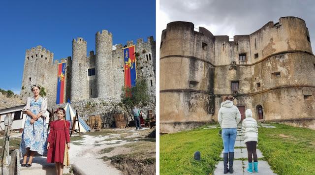 castelos para visitar perto de lisboa