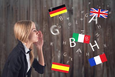 Yabancı dil konuşmak