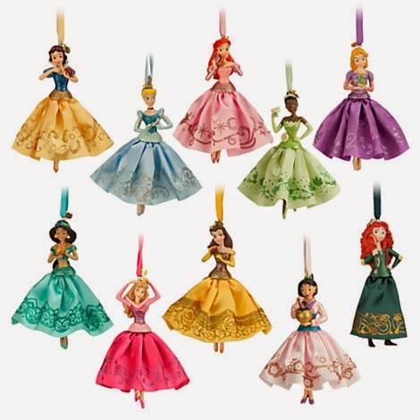 Satchel: Disney Princess Christmas Tree Collection