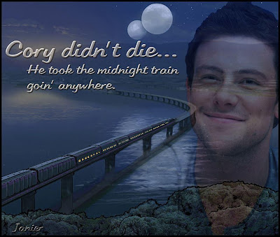 Rest in Peace Cory Montieth