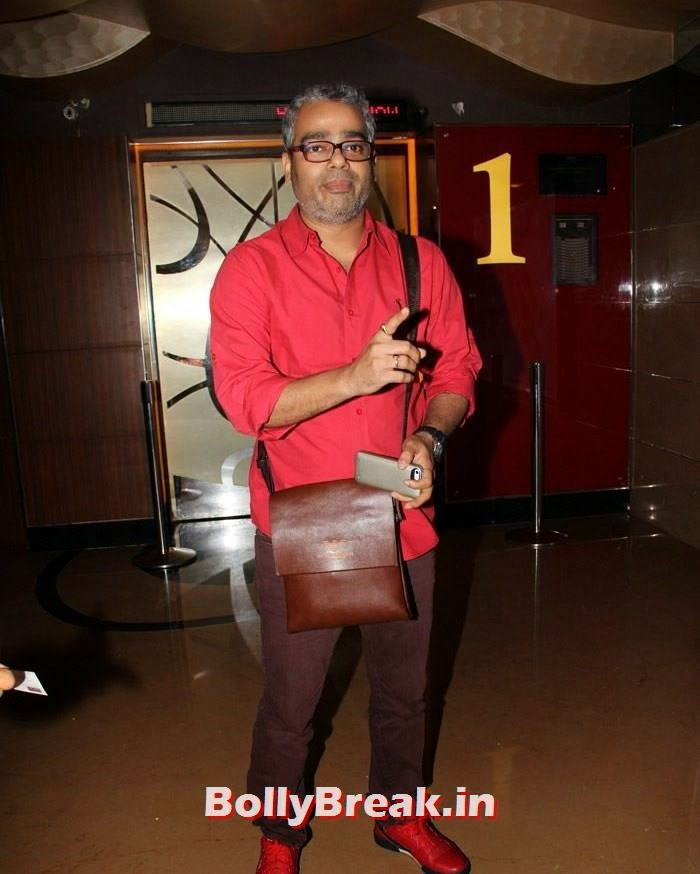 Shashant A Shah, Dipannita Sharma, Parvathy Omanakuttan Pizza Movie Screening Pics