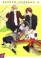 Critique Manga, Escape Journey, Manga, Ogeretsu Tanaka, Taifu Comics, Yaoi,