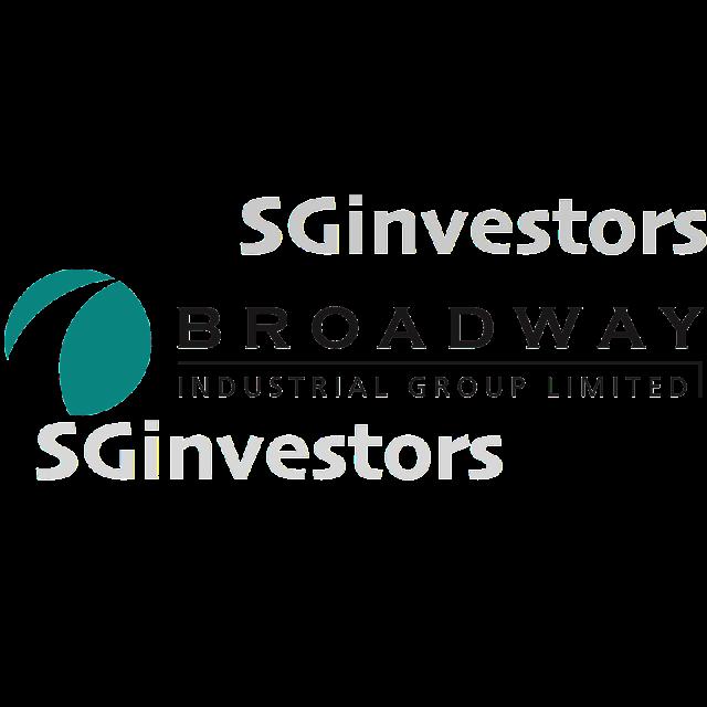 BROADWAY INDUSTRIAL GROUP LTD (B69.SI) @ SG investors.io