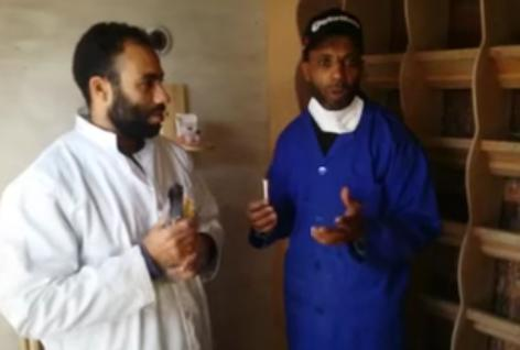 فيديو توضيحي حول عملية تلقيح الفاريول للاخ ازولاي و اجلاني