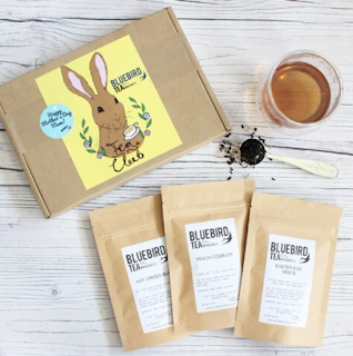 Bluebird Tea Co Hare
