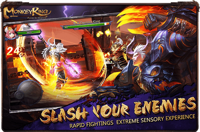 Monkey King: Havoc in Heaven En Mod Apk Download