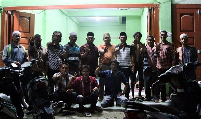 Relawan Gayo Bersatu Aceh Tenggara Nyatakan Dukungan untuk AZAN 