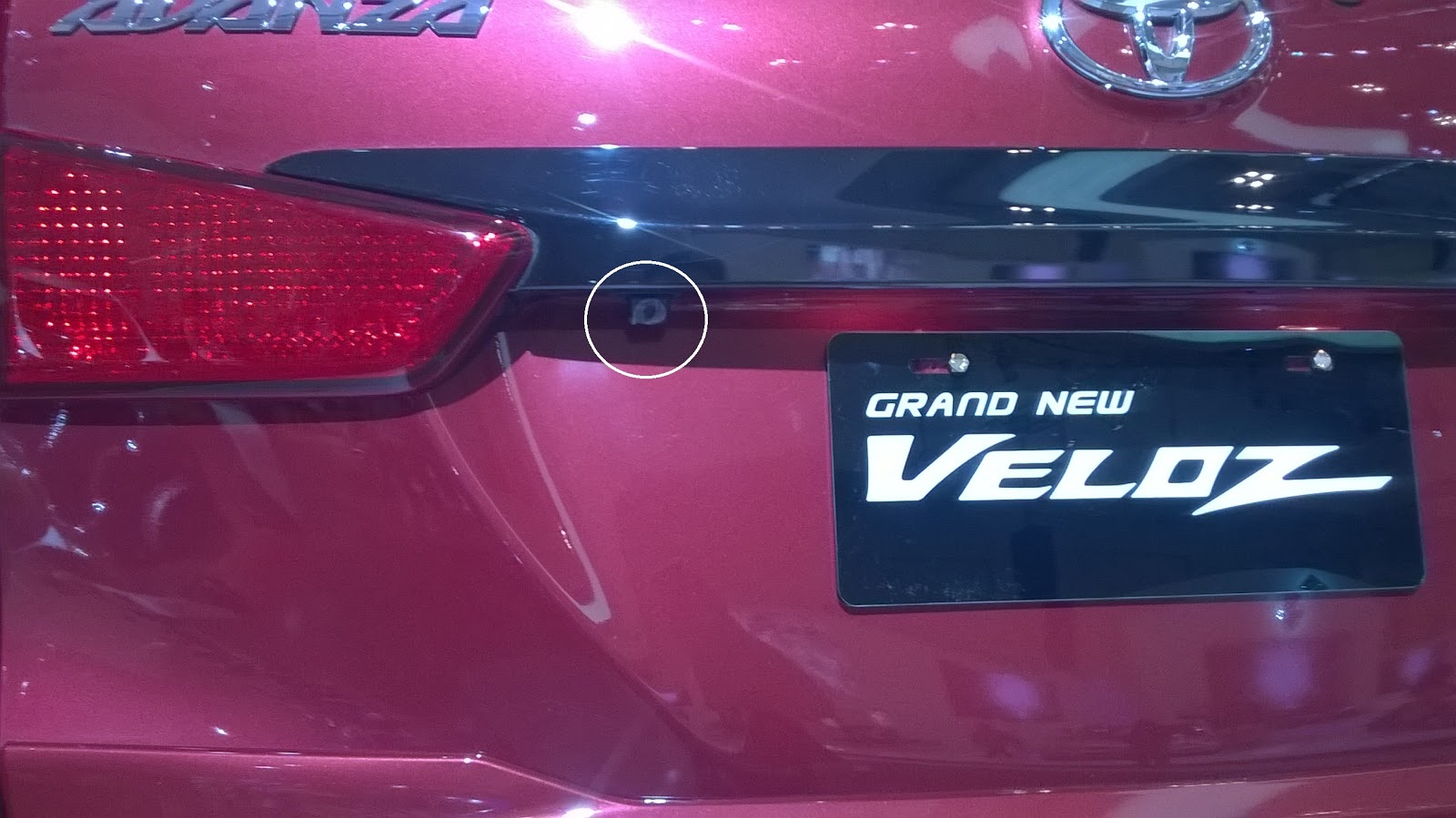 kamera parkir grand new veloz toyota all alphard 2015 cara cerdas memilih mobil keluarga didno76 com belakang pada