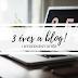 3 éves a blog! - NYEREMÉNYJÁTÉK