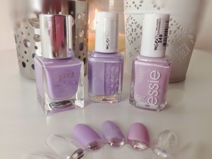 Essie Go Ginza Lilacism P2 Sweet Darling Review