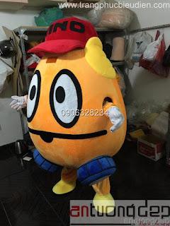 may mascot hcm