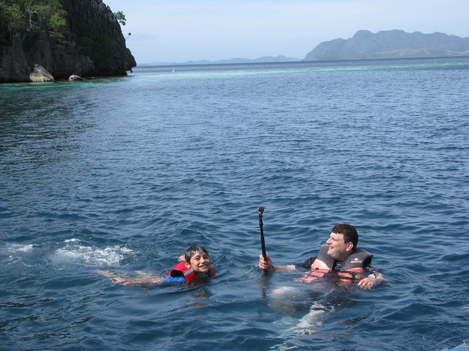 Shipwreck Island Coron