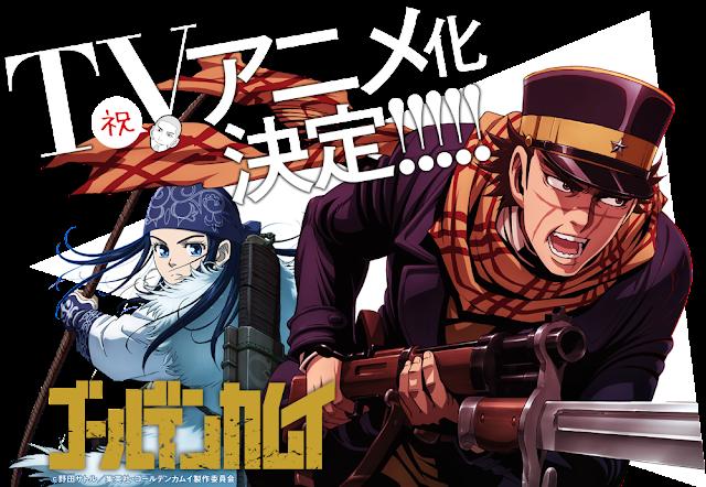 Download OST Opening Ending Anime Golden Kamuy Full Version