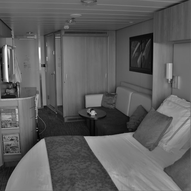 Celebrity Equinox Concierge Class Cabin