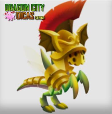 Dragão Louva-Deus Poderoso - Informações