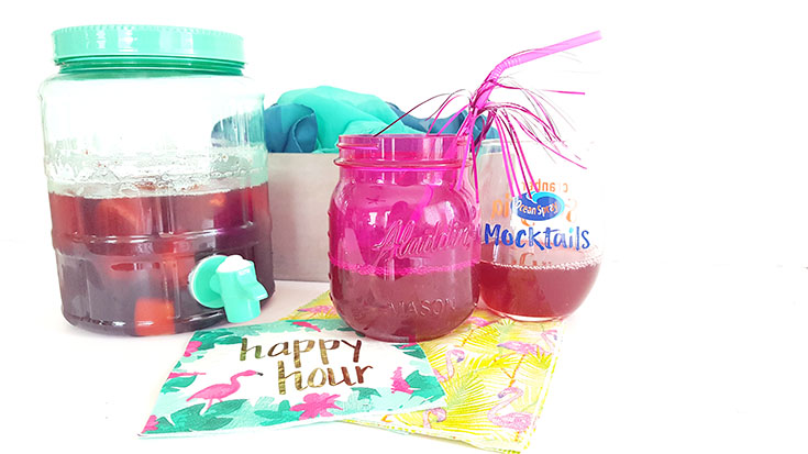 Looking for a fun, delicious treat to sip without the added alcohol? Find out more about these 3 amazing Mocktails, you can just pour and sip!