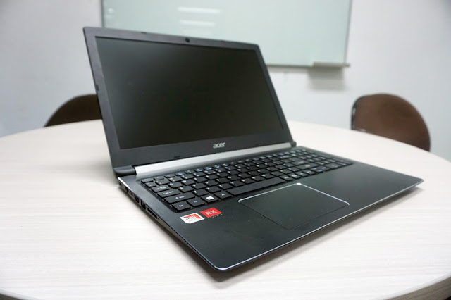 review laptop amd