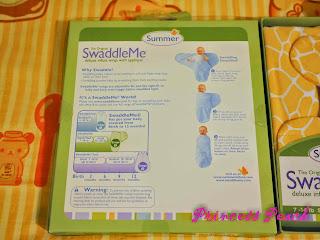 SwaddleMe 包巾