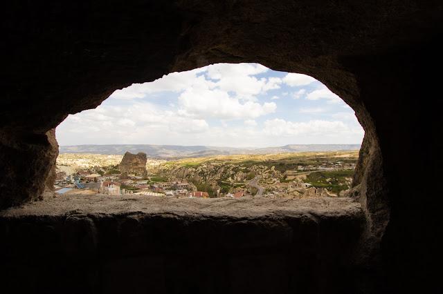 Castello di Ortahisar-Cappadocia