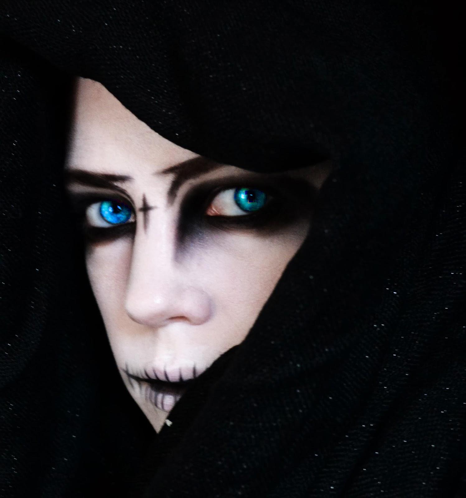 Makeup By Louisa Grim Reaper