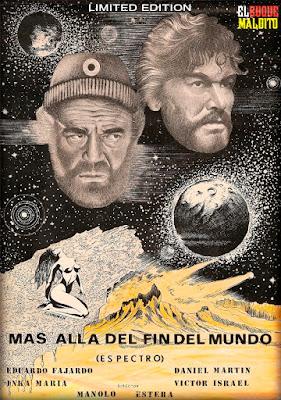 Espectro (Más Allá del fin del Mundo) una película de Manuel Esteba