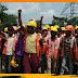 निर्माणाधीन मेडिकल कॉलेज में मिली मजदूर की लाश: मजदूरों ने किया एनएच जाम