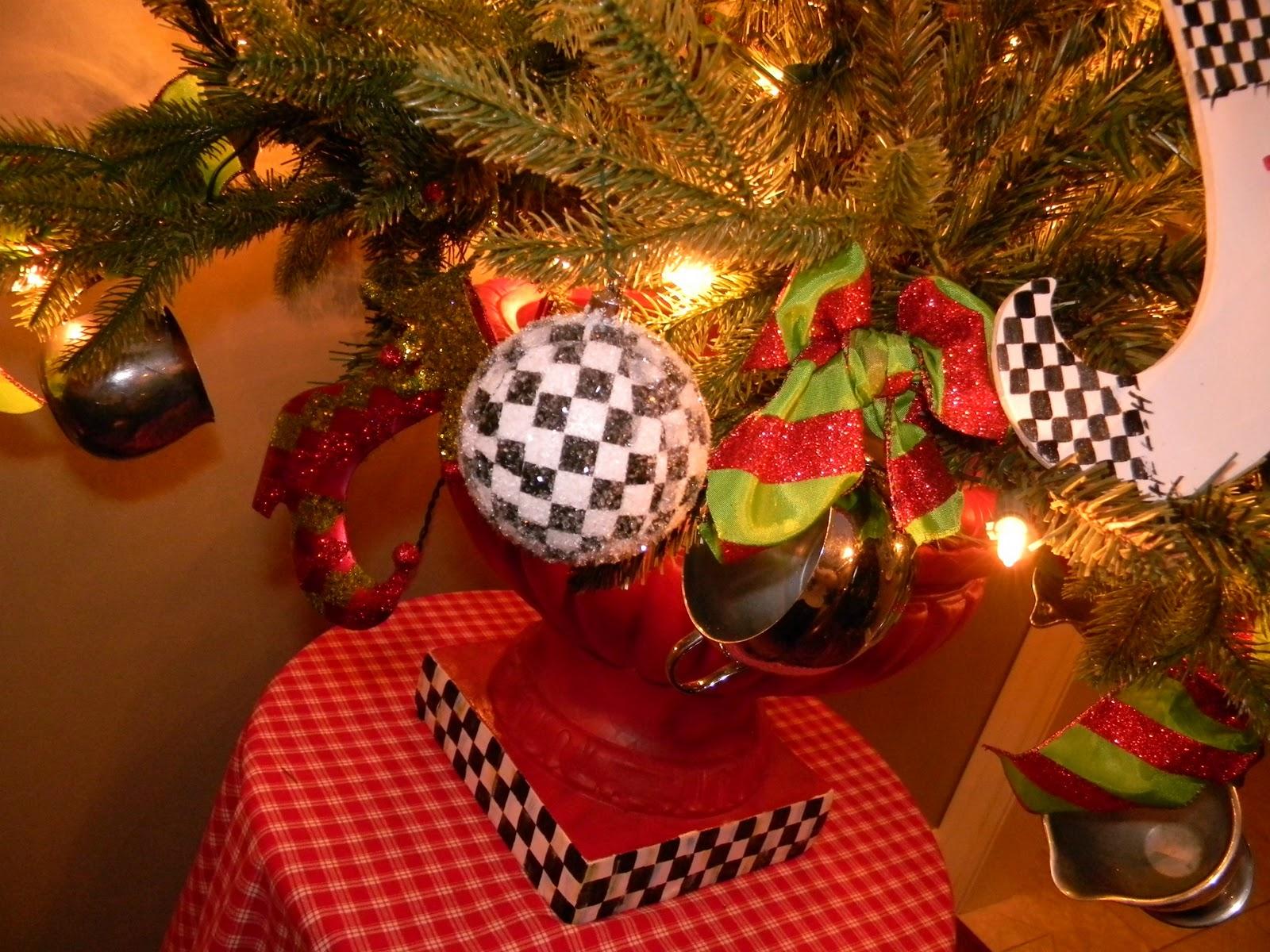 Mackenzie Childs Christmas Ornaments.Mackenzie Childs Inspiration Ornament Tutorial Jojos