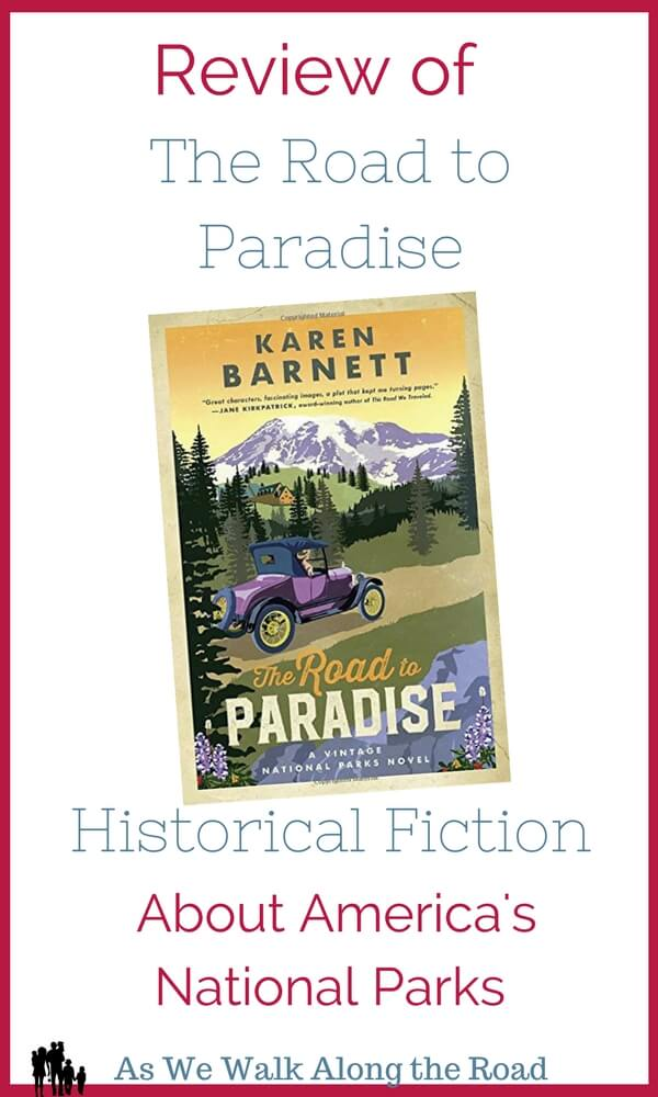 Review of The Road to Paradise, historical fiction