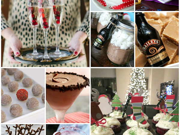 10 Best: Holiday Party (Alcoholic) Treats