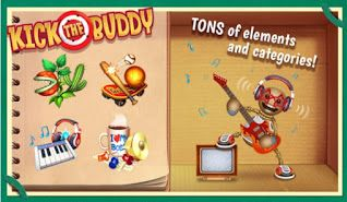 Kick the Buddy Apk v1.0.1 Mod Money full for Android