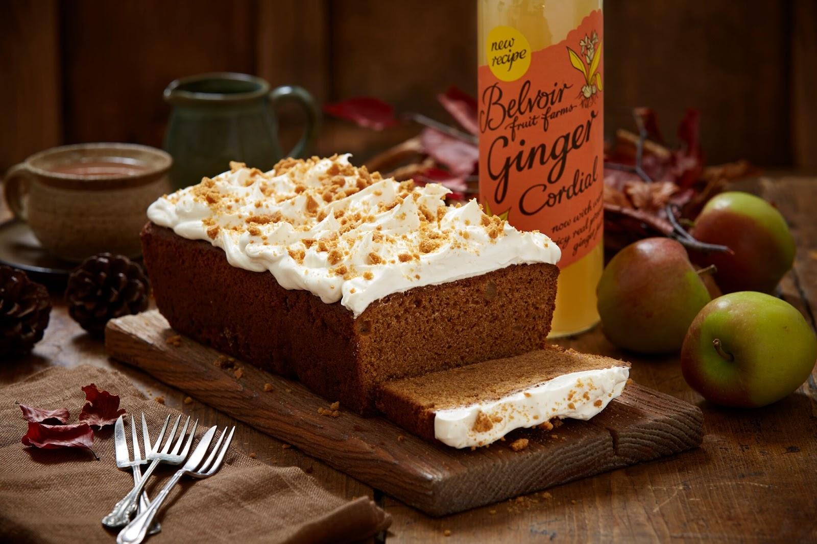 Belvoir Cake Recipe