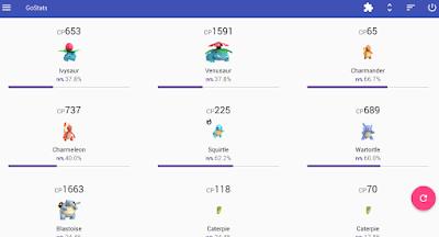 Cara Mengetahui IV Pokemon GO di Android, Cara Mengetahui IV Pokemon Otomatis di Android, Cara Menggunakan GoStats, Aplikasi Untuk Mengetahui IV Pokemon Go Otomatis di Android.