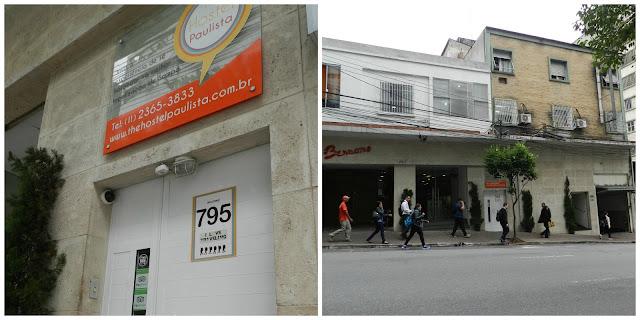Onde ficar em São Paulo - The Hostel Paulista