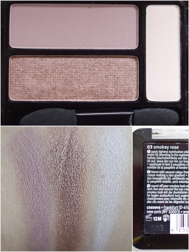 Swatch, essence smokey eyes set neue nuancen