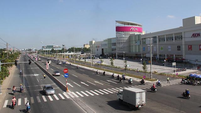 Bình Dương đề nghị công nhận thị xã Thuận An và Dĩ An là đô thị loại III