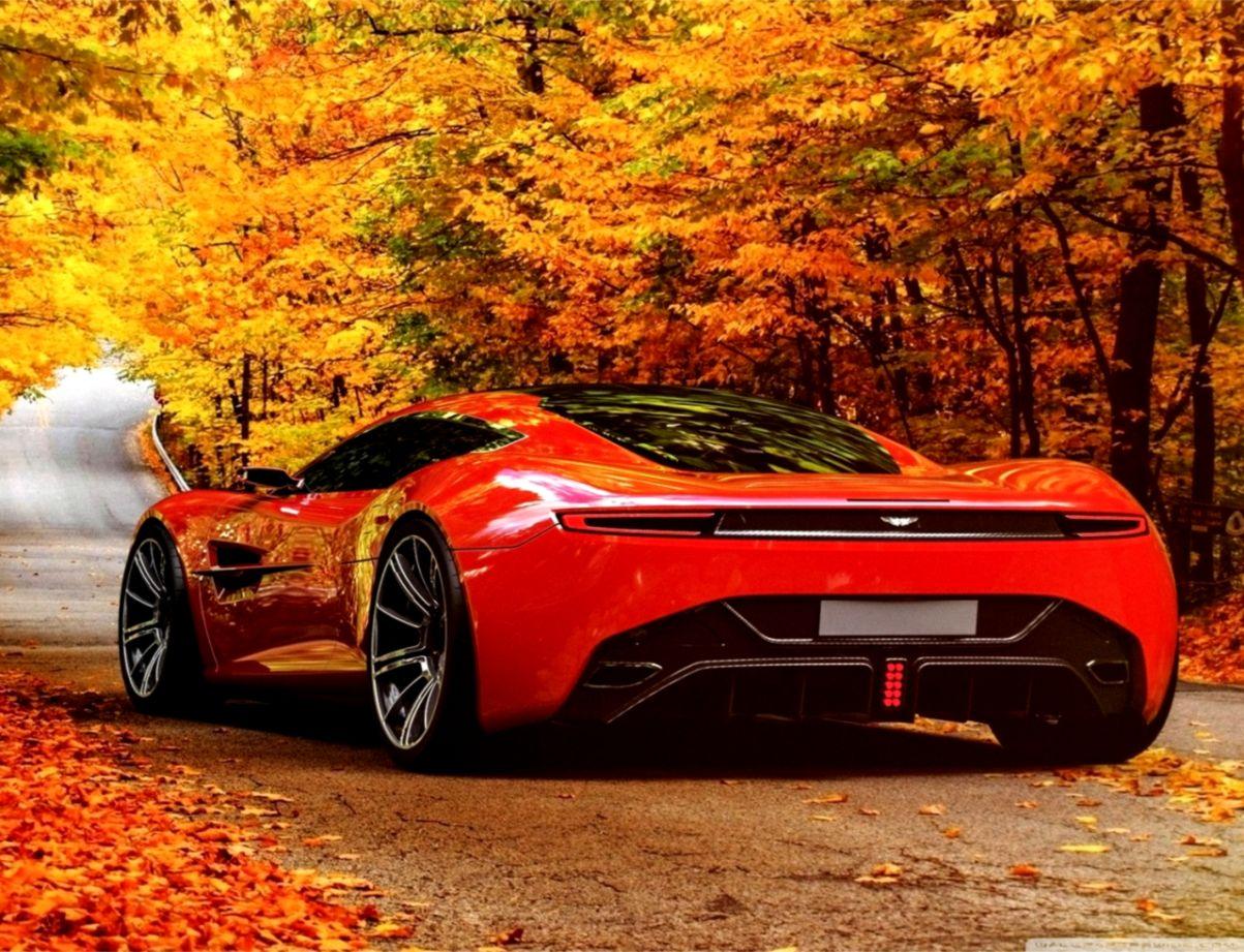 Aston Martin Concept Car Wallpaper Hd Wallpapers World