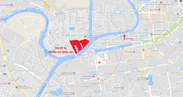 """Hoàng Huy Riverside: Xây """"hộ"""" 2 chung cư, được hơn 300 biệt thự"""