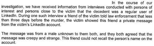 The Murder Of Missy Bevers