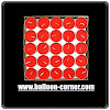 Red Tealihght Candle / Lilin Aromaterapi Warna Merah