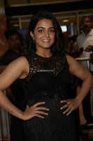 Wamiqa Gabbi in a sleeveless Black Designer Transparent Gown at 64th Jio Filmfare Awards South ~  Exclusive 139.JPG